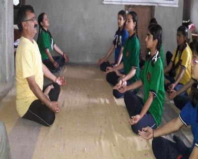 Celebration Of International Day Of Yoga